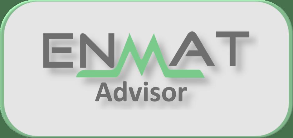 ENMAT Advisor Log in